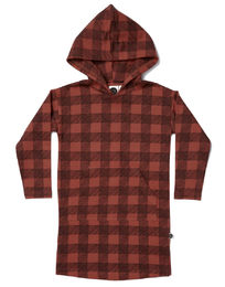 Mainio - Flannel Tunic, Mango