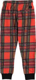 Molo Kids - Alcani sweatpants, Red Check