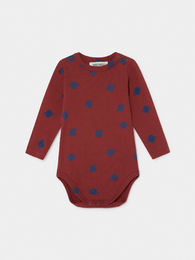 Bobo Choses - All Over Small Saturn Long Sleeve Body, Baby ( 219146)
