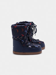 Bobo Choses - Blue Cosmo Boots (119280)