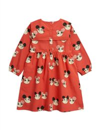 Mini Rodini - Ritzratz sailor dress, red