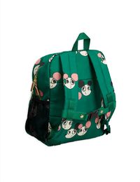 Mini Rodini - Ritzratz school bag, green