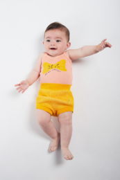 Bobo Choses -  Bow Sleeveless Body 12000027
