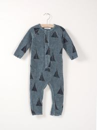 Bobo Choses - Fleece jumpsuit Alma S.B. AO