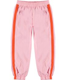 Molo kids - Avery track pants, chalk pink