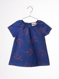Bobo Choses - Flamingos baby dress
