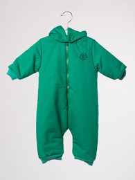 Bobo Choses - Baby overall hand trick, deep green