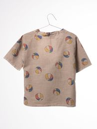 Bobo Choses - Kimono shirt basketball, chateau
