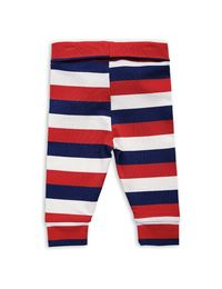 mini rodini - Blocktripe NB leggings, multi