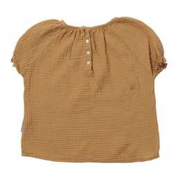 Maed for mini - Caramel Capybara Blouse
