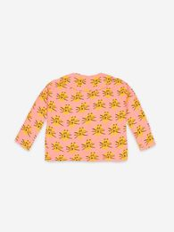Bobo Choses - Cat All Over woven blouse (22081003)