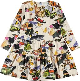 Molo Kids - Chia Dress LS, Papillon