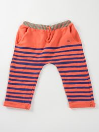 Bobo Choses - Fleece trousers, ground red