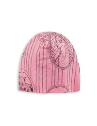 mini rodini - Fox family beanie, pink