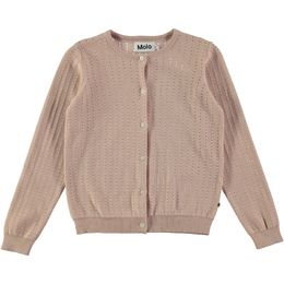 Molo kids - Georgina cardigan, cameo rose