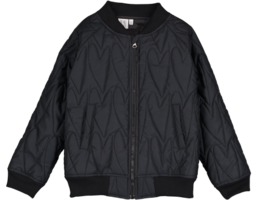 Beau LOves - Heart bomber jacket,  black
