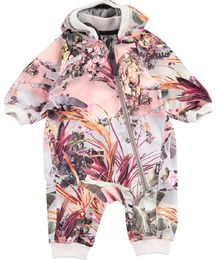 Molo kids - Hill soft shell overall, palm springs