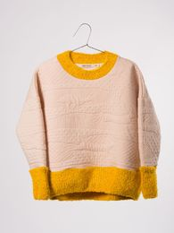 Bobo Choses - Sweatshirt jumping rabbit, shell