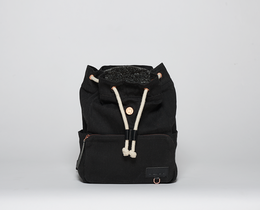 Kaos - Kids backbag, black