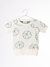 Bobo Choses - Knit jumper Basket ball