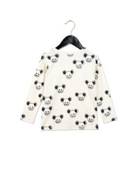 mini rodini - Mouse LS tee, black