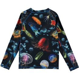Molo kids - Neptune long UV-shirt, deep sea