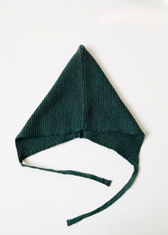 Monkind - Moss Knit Bonnet, Moss Green