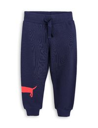 mini rodini - Dog SP sweatpants, navy