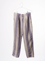 Bobo Choses - Striped chinos, chateau
