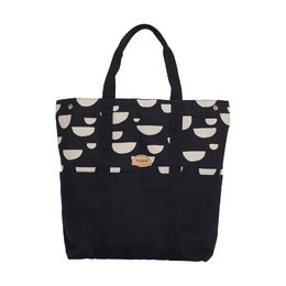 Papu - Beans Tote bag, solid black