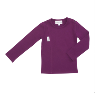 Gugguu - Unisex shirt, purple