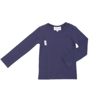 Gugguu - Unisex shirt, deep blue