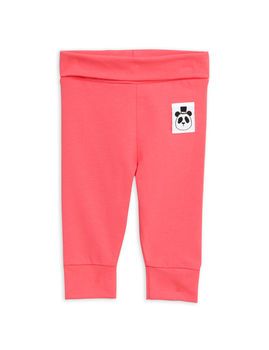 Mini Rodini - Basic nb leggings, pink