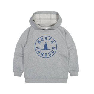Makia - Astern Hooded Sweatshirt, Grey