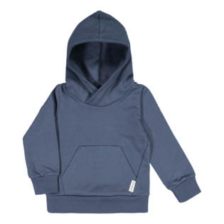 Gugguu - Simple hoodie, Dust Blue