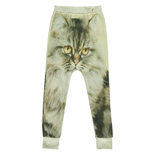 Popupshop - Baggy leggings, cat