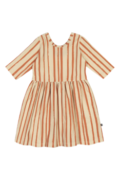 Kaiko - Boho Stripe Dress