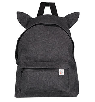 Beau LOves - Backbag with ears, slate grey