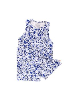 Tinycottons - Enamel relaxed onepiece, blue