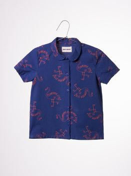 Bobo Choses - Flamingos girl shirt