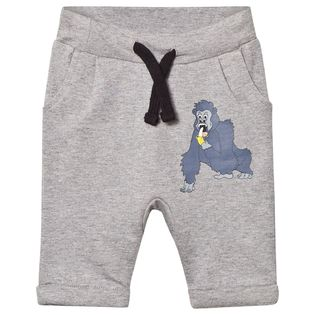 Tao and friends - Gorilla sweatpants, grey