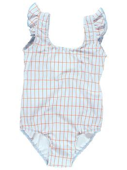 Tinycottons - Grid swimsuit