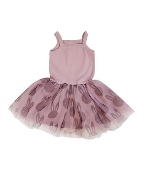 Huxbaby - Summer Ballet Dress, Plum
