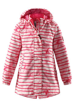 Reima - Reimatec Kimalle jacket, rasberry red