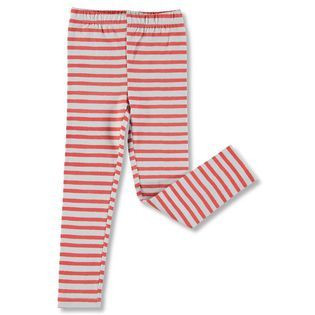 Nadadelazos - Leggings, red stripes