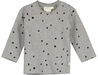 Mini sibling - Long sleeve top, confetti