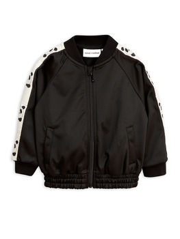 Mini Rodini - Panda wct jacket, Black