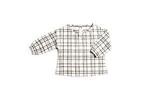 Monkind - Flannel Blouse