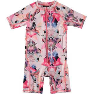 Molo kids - Neka swimsuit, mirror birds