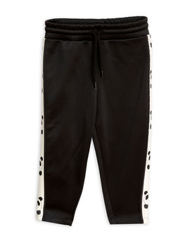 Mini Rodini - Panda wct pants, Black